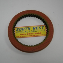 727 Alto Red Eagle Front clutch Plate (Custom thin with grooves)