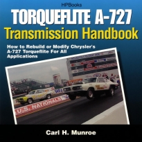 Torqueflite A-727 Transmission Handbook HP1399