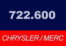 722-600 Chrysler Transmissions & Parts