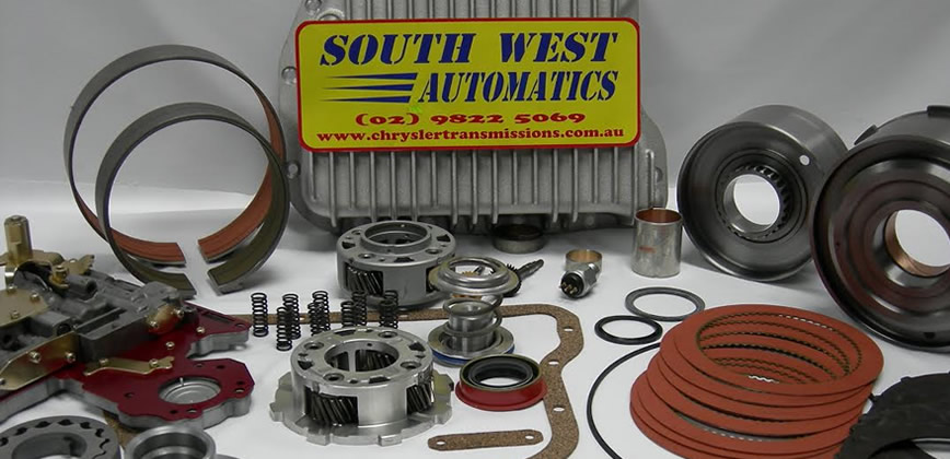 Chrysler Transmission Parts