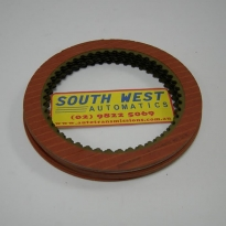 904 Alto Red Eagle Rear Clutch Plate