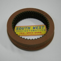 904 Borg Warner Front Clutch Plate (Custom thin with grooves)