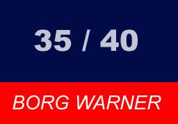 Borg Warner 35 / 40 Transmissions