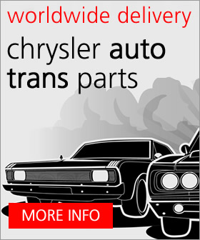 Chrysler Parts Delivery